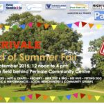 End of Summer Fair 2015